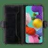 DBramante1928 Copenhagen Slim Samsung Galaxy A51 Book Case Leer Zwart