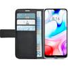 Azuri Wallet Magneet Xiaomi Redmi Note 8 Book Case Zwart