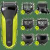 Braun Series 3 300BT Zwart/Groen