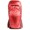 The North Face Women's Banchee 50L Barolo Red/Sunbaked Red