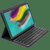 Targus Samsung Galaxy Tab S6 Lite Toetsenbord Hoes Zwart