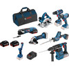 Bosch Battery 0615990K9H Combi Set