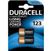 Duracell Ultra Lithium 123-batterij 3V 2 stuks