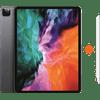 Apple iPad Pro (2020) 12.9 inch 256 GB Wifi Space Gray + Pencil