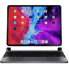 Brydge Apple iPad Pro 12,9 inch (2020)/(2018) Toetsenbord Hoes met Touchpad Space Grey