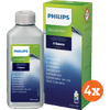 Philips/Saeco CA6700/10 Ontkalker 4 stuks