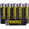 Rotolight Lionheart AA Rechargeable Batteries by Powerex Pro 6 units