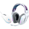 Logitech G733 LIGHTSPEED Wireless Gaming Headset White + Logitech G203 Gaming Mouse