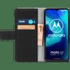Just in Case Wallet Motorola Moto G8 Power Lite Book Case Zwart