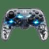 Afterglow Draadloze Deluxe Controller Nintendo Switch Zilver