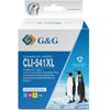 G&G CL-541XL Cartridge Kleur