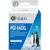 G&G PG-540XL CartridgeZwart