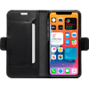 DBramante1928 Copenhagen Slim Apple iPhone 12 mini Book Case Leer Zwart