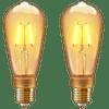 Innr Filament Edison Light RF 264 Duo Pack