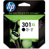 HP 301XL Cartridge Zwart
