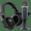 Podcast Instapset voor 1 persoon
