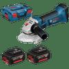 Bosch GWS 18-125 V-LI
