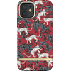 Richmond & Finch Samba Red Leopard Apple iPhone 12 / 12 Pro Back Cover