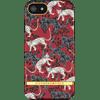 Richmond & Finch Samba Red Leopard Apple iPhone 6s / 6 / 7 / 8 / SE Back Cover