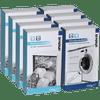 Multi-Pack Dishwasher and Washine Machine Cleaner & Descaler 4+4