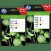 HP 953XL Cartridges Duo Combo Pack