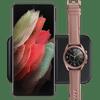 Samsung Draadloze Oplader DUO Pad 9W Zwart