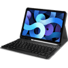 Just in Case Apple iPad Air (2020) Premium Toetsenbord Hoes Zwart QWERTY