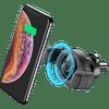Cellularline Universele Telefoonhouder met Draadloos opladen Luchtrooster