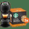 Krups Dolce Gusto Genio S Plus KP3408 Zwart + Starbucks Caramel Macchiato