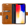DBramante1928 Copenhagen Apple iPhone Xr Book Case Leer Bruin