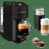 Magimix Nespresso Vertuo Next with Aeroccino Matte Black
