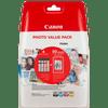 Canon CLI-581 Photo Value Pack + Canon GP-501 Fotopapier