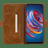 DBramante1928 Copenhagen Slim Samsung Galaxy A52s / A52 Book Case Leer Bruin