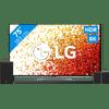 LG 8K 75NANO966PA (2021) + Soundbar