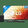 LG 65NANO816PA (2021) + Soundbar