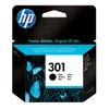 HP 301 Cartridge Zwart