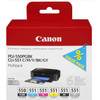 Canon PGI-550/CLI-551 Cartridges Combo Pack