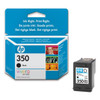 HP 350 Cartridge Zwart