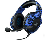 Trust GXT 488 FORZE Official Licensed Playstation 4 Gaming Headset - Blauw