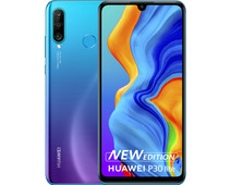 Huawei P30 Lite New Edition 256 GB Blauw