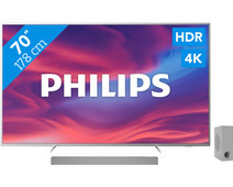 Philips The One (70PUS7304) - Ambilight + Soundbar