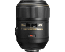 Nikon AF-S 105mm f/2.8G ED IF VR Micro