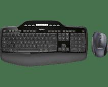 Logitech MK710 Wireless Keyboard and Mouse QWERTY