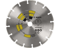 Bosch Diamond disc Universal 230 mm