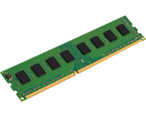 Kingston ValueRAM 8GB DIMM DDR3-1600