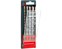 Metabo SDS-Plus drilling cassette 4-piece