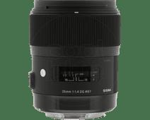 Sigma AF 35mm f/1.4 ART DG HSM Canon