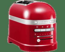 KitchenAid Artisan Toaster Empire Red 2 Slots