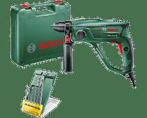 Bosch PBH 2100 RE Boorhamer + 6-delige SDS-Plus borenset