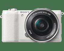 Sony Alpha A5100 Wit + 16-50mm f/3.5-5.6 OSS